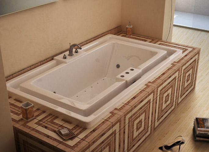 Atlantis Whirlpools - Jetted Bathtubs - Infinity Series Collection