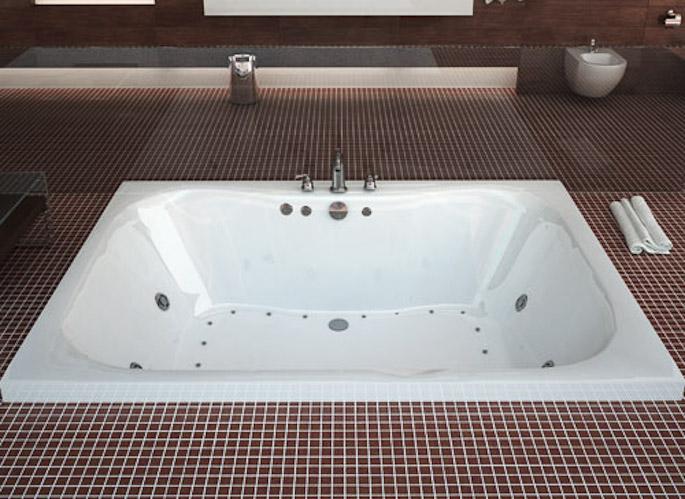 Atlantis Whirlpools Jetted Bathtubs Neptune Series